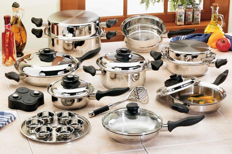 Посуда для кухни фото