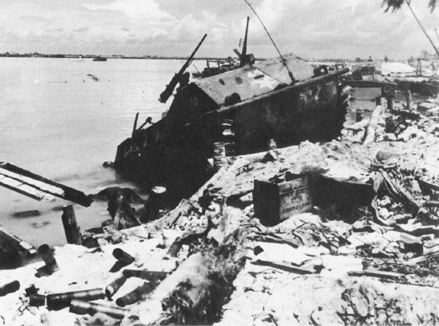 a history of the battle of tarawa and its relevance to the evolution of warfare Timeline: weapons technology horses are instrumental in the history of warfare reflecting their importance in society.