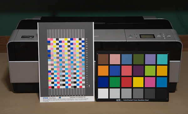 Image Result For How To Calibrate Epson Printer Color