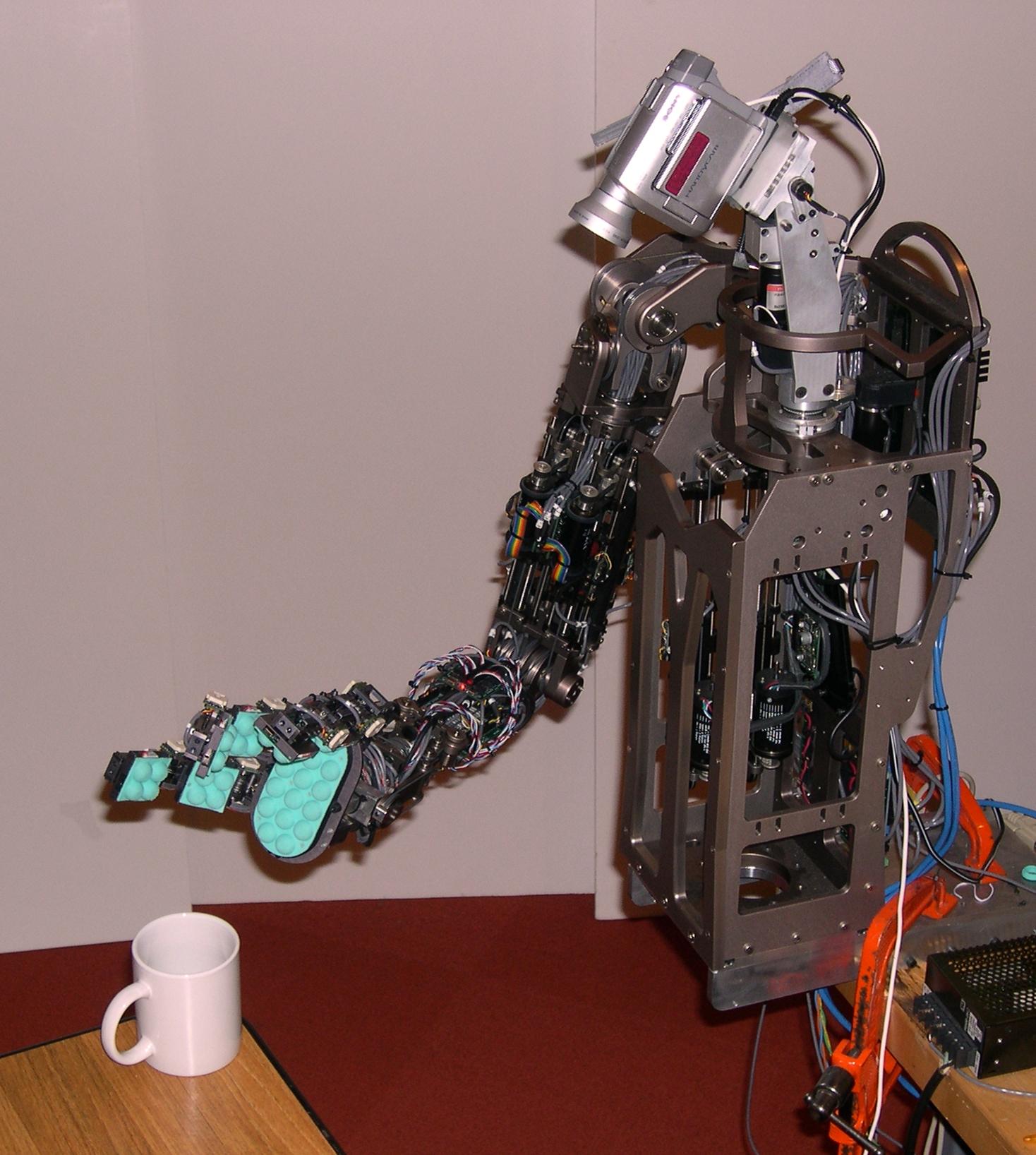 Технические робот своими руками