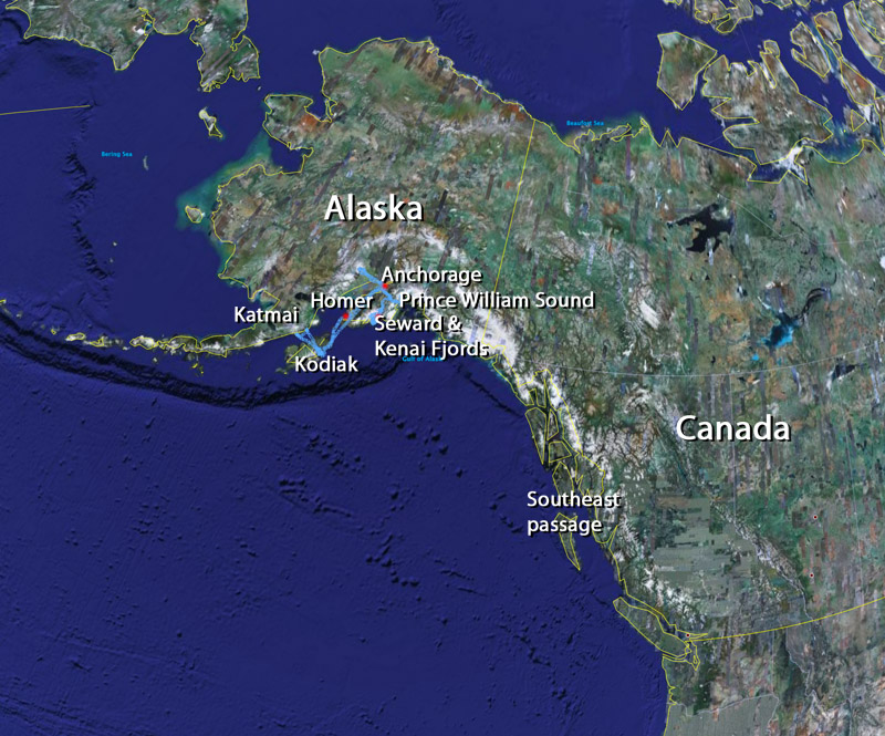 Fredo In Alaska