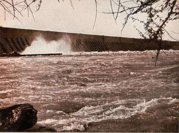 Ancient Nile River Flooding