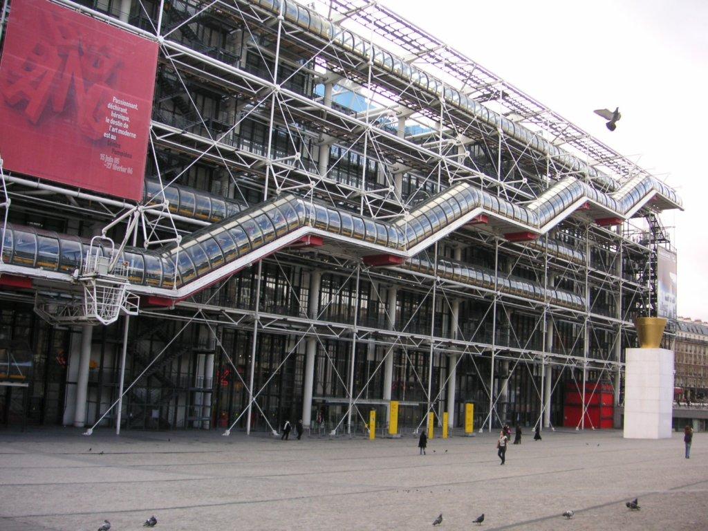 pompidou modern museum
