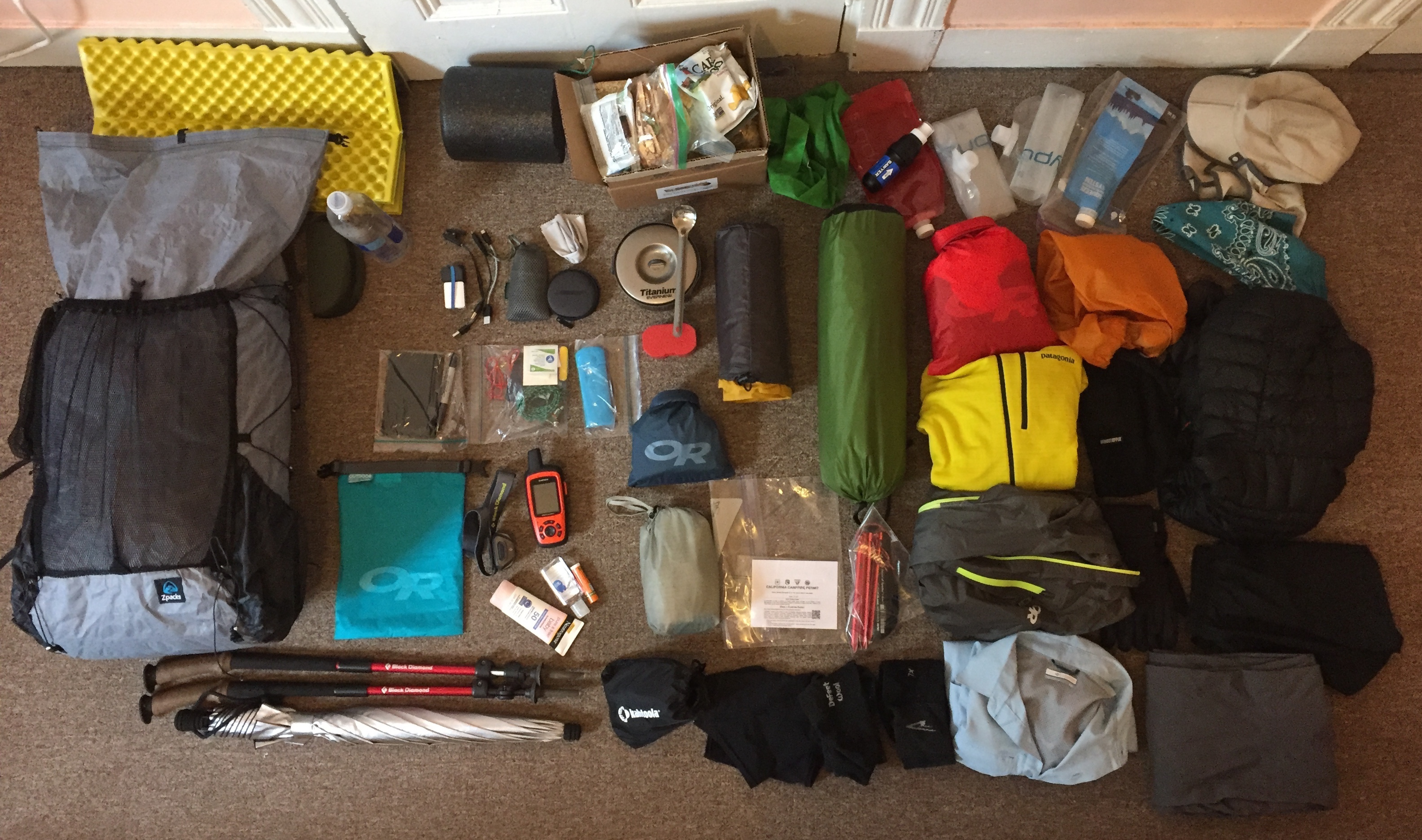 Gear and Backpacking Lessons Learned from Through-Hiking the Pacific Crest Trail