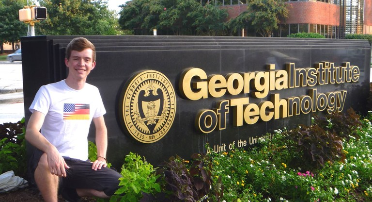 A brief report on my year at the Georgia Institute of Technology