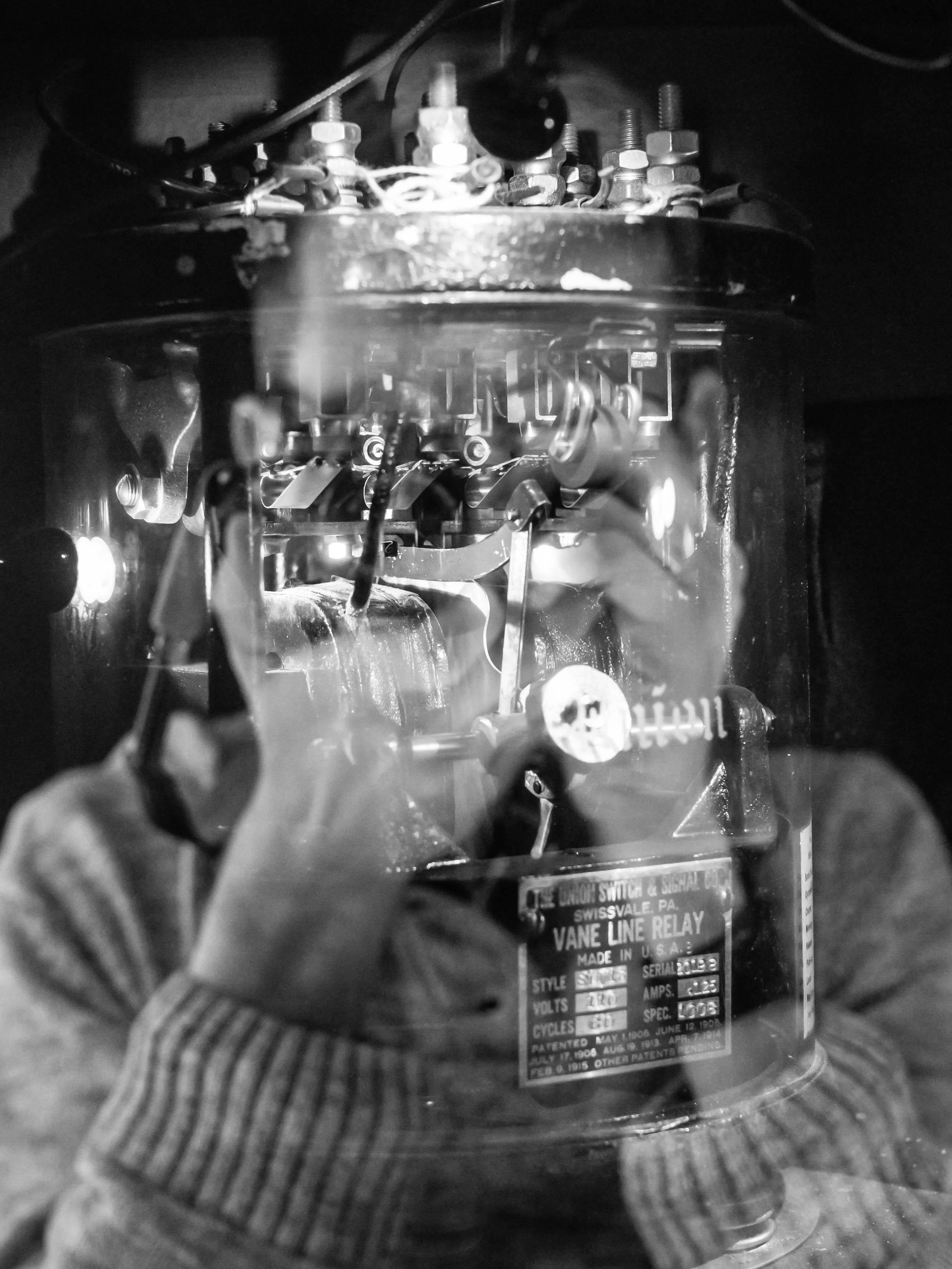 Self through the Machine