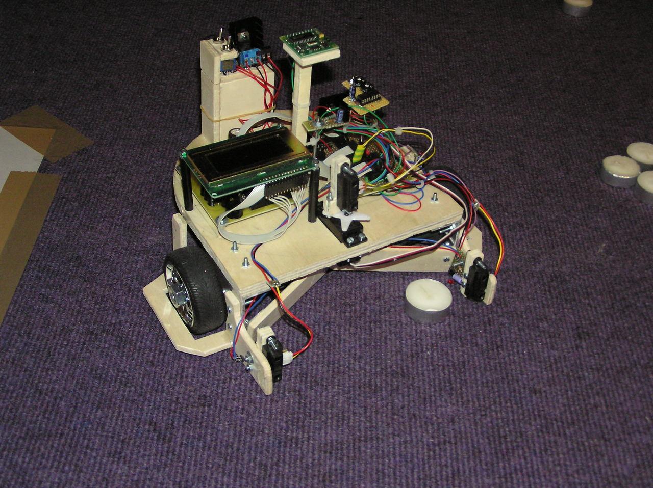 Ca3505 Robot