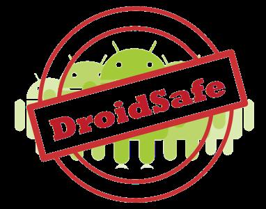 DroidSafe Logo