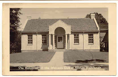 Newton Highlands Historical Archive