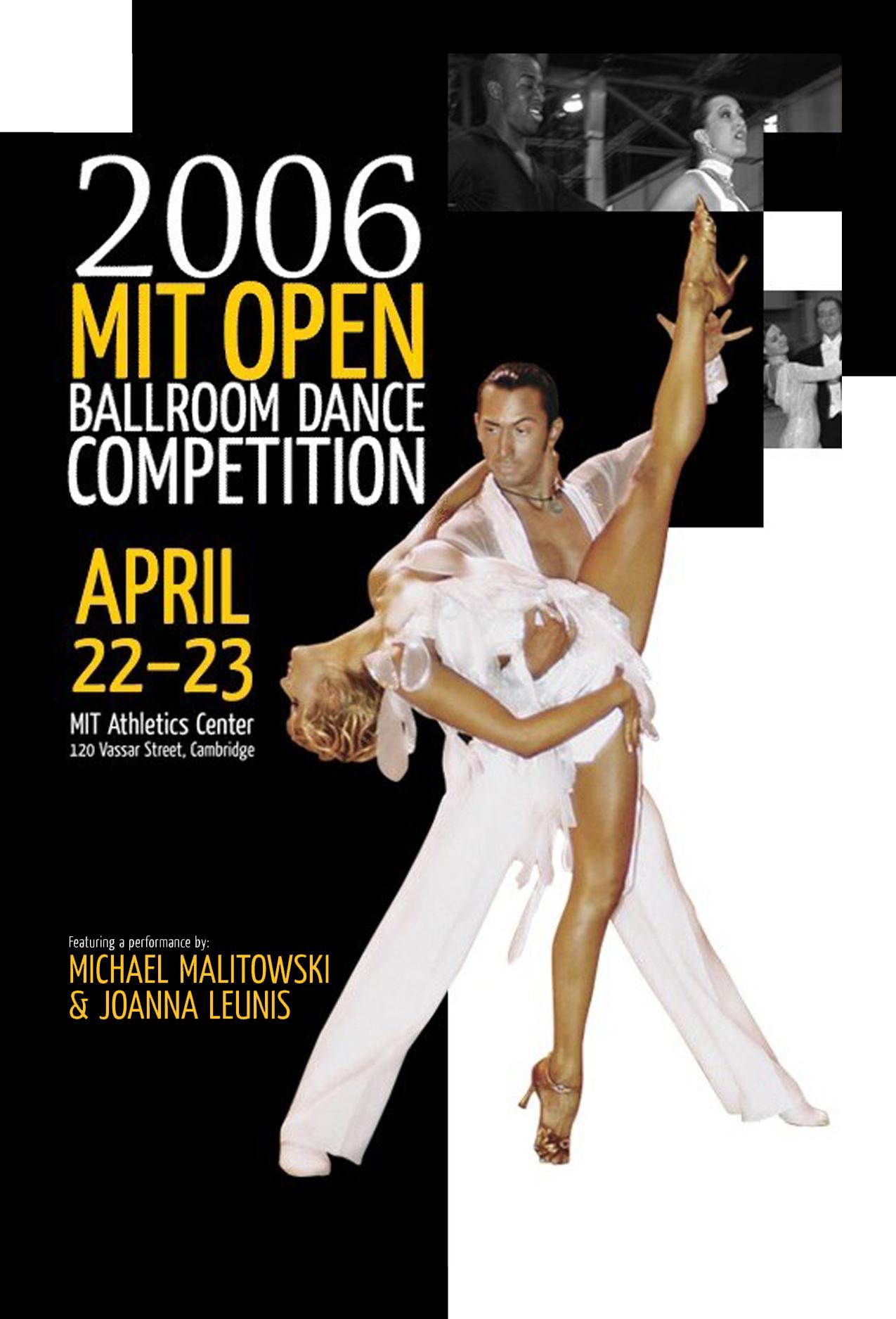 MIT Ballroom Dance Competition 2006