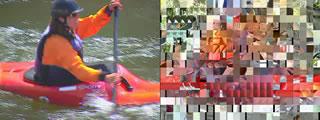 kayak videomosaic