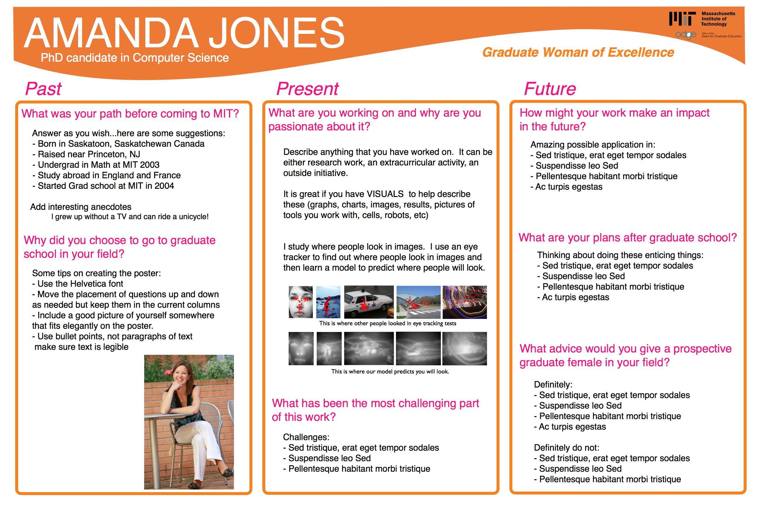 powerpoint poster templates 48x36 - design